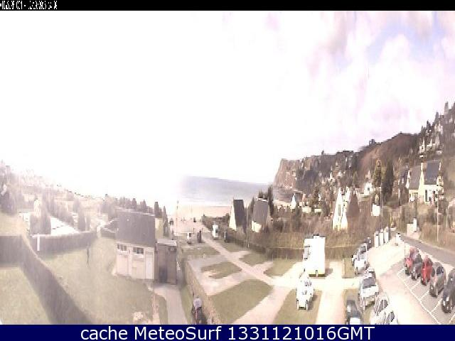 webcam Beaumont-Hague Manche