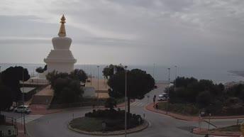 webcam Benalmadena Stupa Malaga