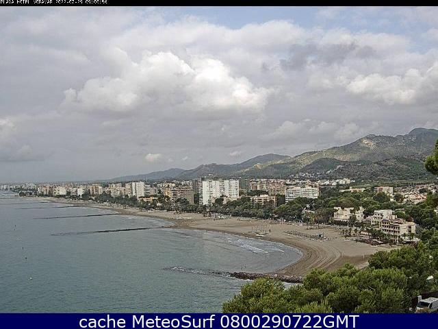 webcam Benicassim Hotel Alicante