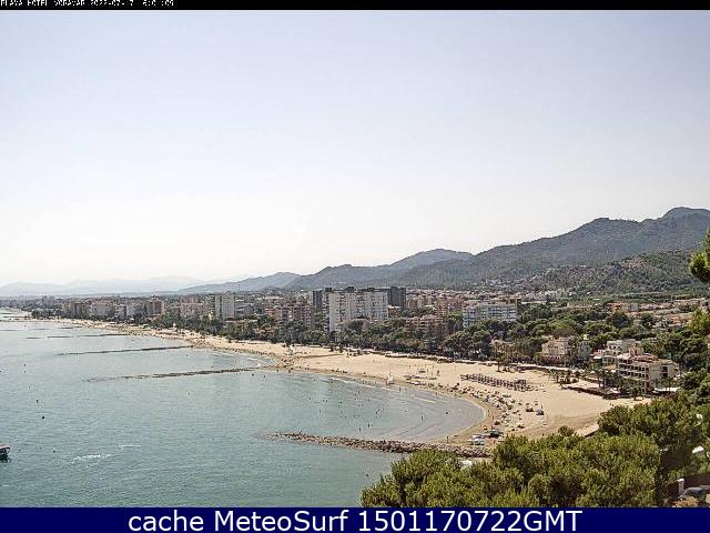 webcam Benicassim Hotel Alicante