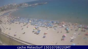 webcam Benidorm Port Alicante