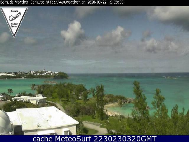 webcam Bermuda Airport Bermudas