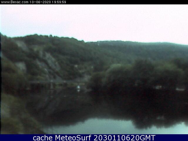 webcam Le Doubs Doubs