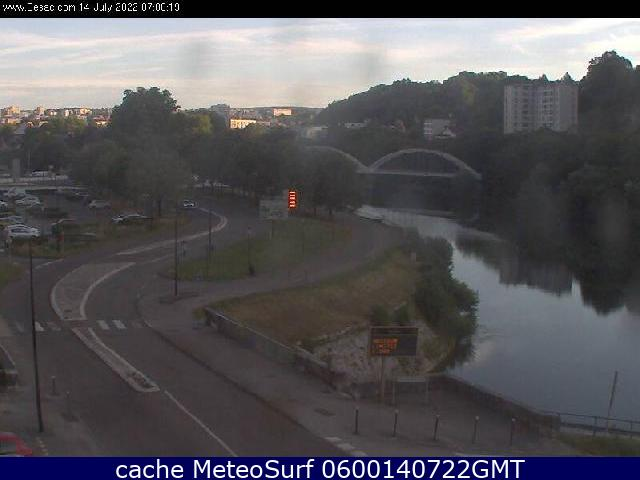 webcam La Rodia Besançon Doubs