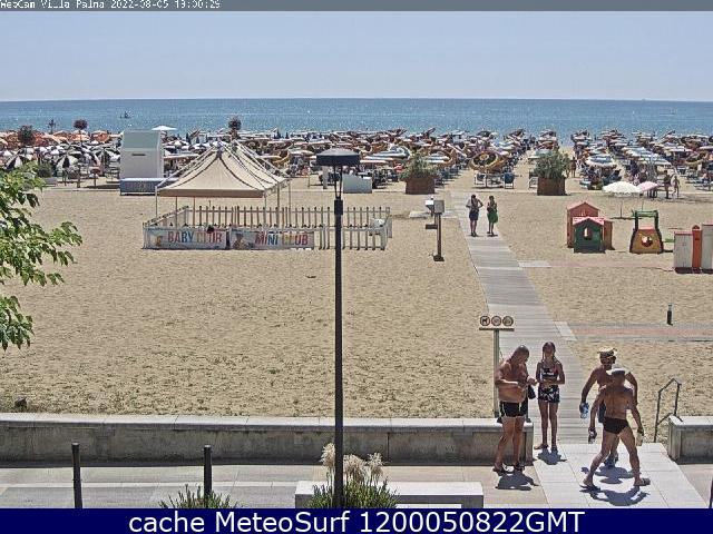 webcam Bibione Venecia