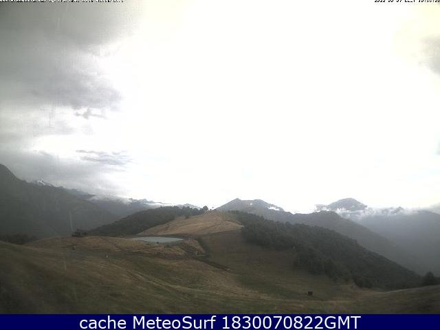 webcam Moncerchio Bielmonte Ski Biella