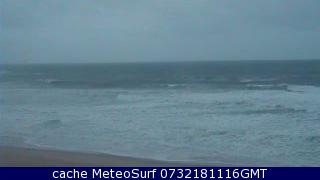 webcam Biscarrosse Plage Landes