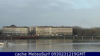 webcam Garonne Bordeaux Gironde