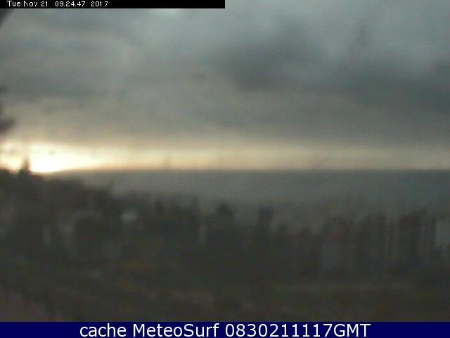 webcam Bordighera Imperia
