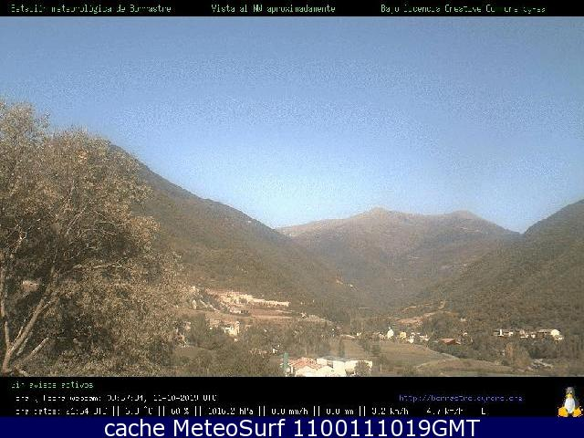 webcam Borrastre Huesca