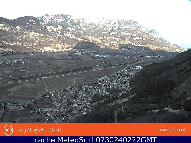 webcam Bozen Laag Bolzano