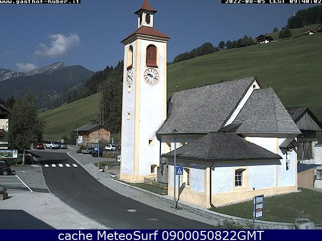 webcam Braies Bolzano