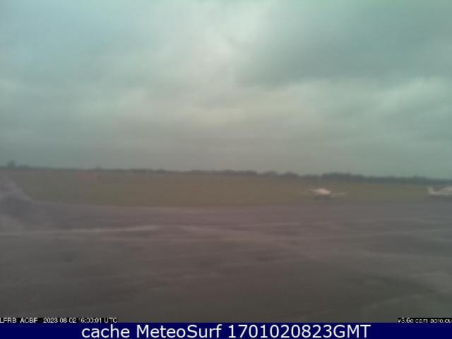 webcam Aeroport Brest Bretagne Finistère