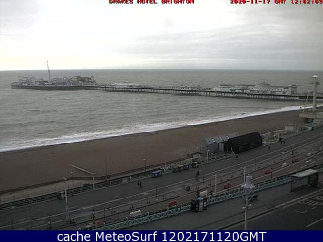 webcam Brighton Hotel South East