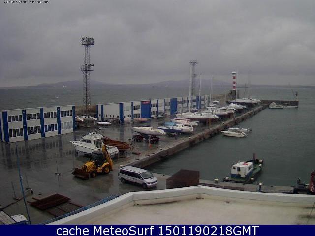 webcam Burgas Port Burgas