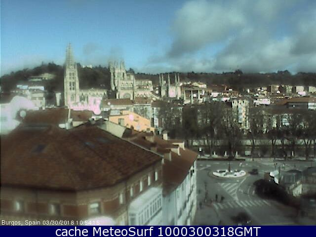 webcam Burgos Catedral Burgos