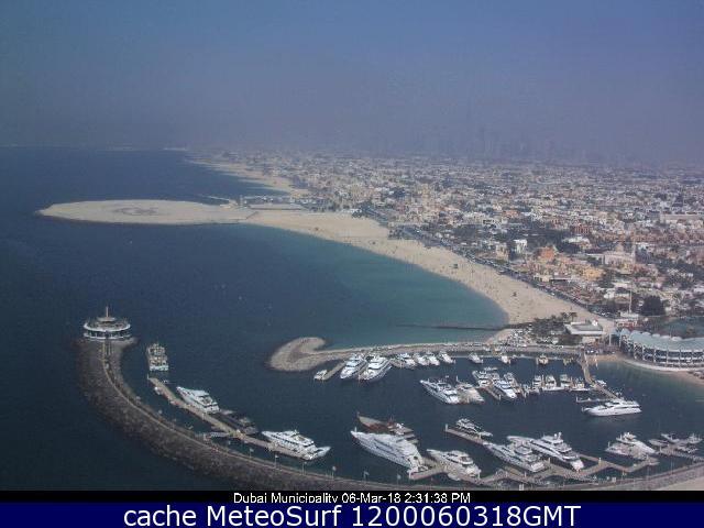 webcam Burj Al-Arab Dubai Umm-Suqeim