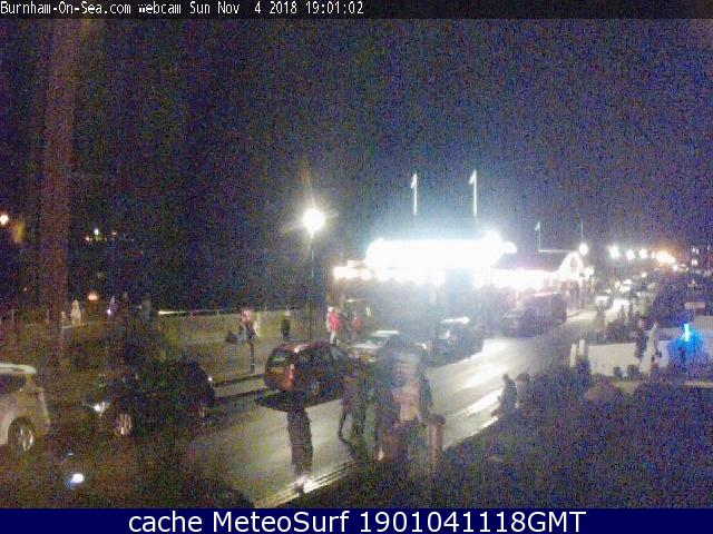 webcam Burnham on Sea South West