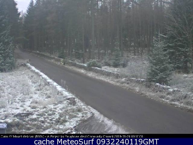 webcam Cairn o' Mount Aberdeenshire