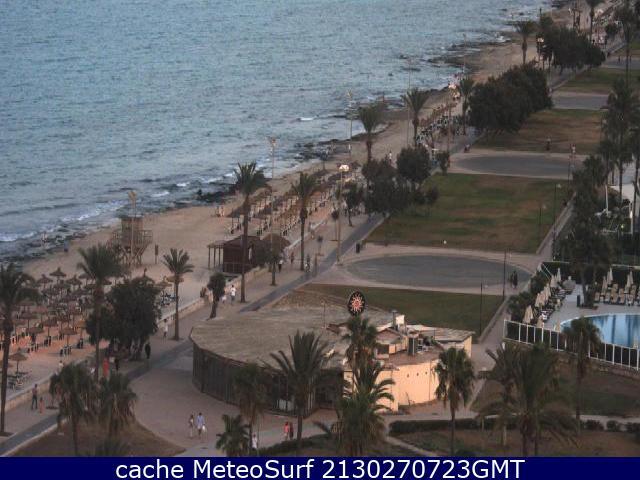 webcam Cala Millor Islas Baleares
