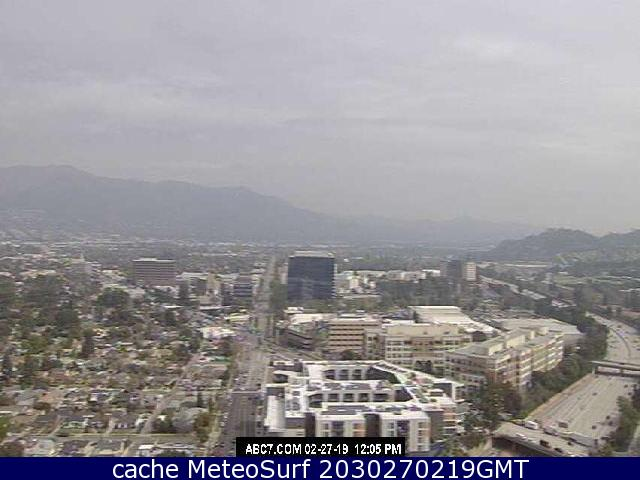 webcam Burbank Los Angeles
