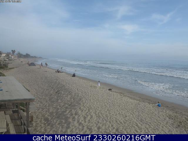 webcam Carpinteria State Beach Santa Barbara