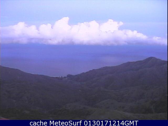 webcam Santa Catalina Interior Los Angeles