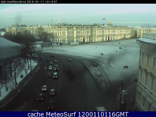 webcam St Petersburg Palace Square Saint Petersburg