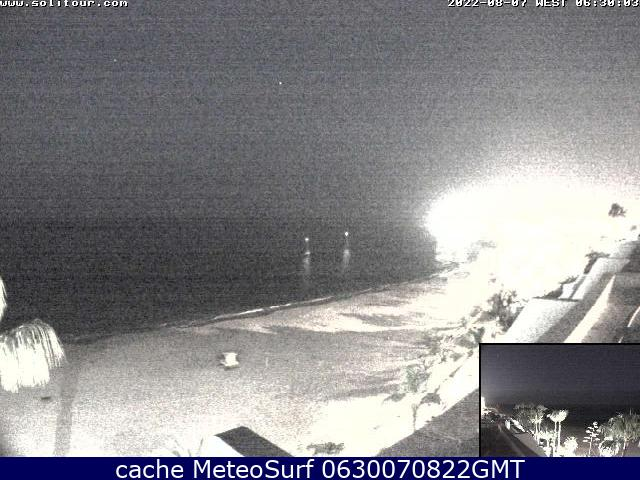 webcam Jandia Morro Jable Playa Las Palmas