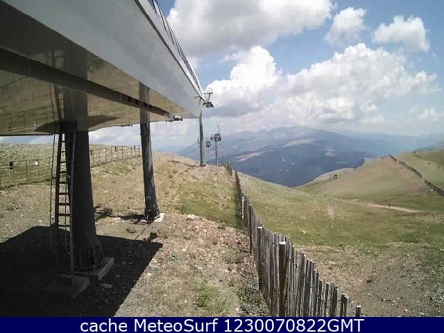 webcam La Molina Alp Gerona