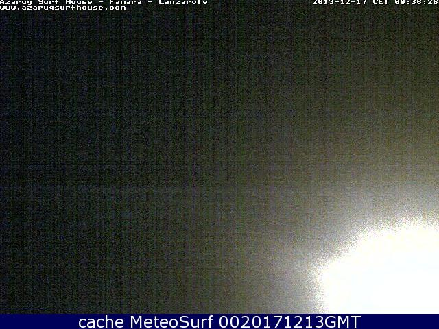 webcam Famara Surf Las Palmas
