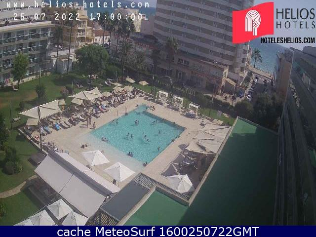 webcam Can Pastilla Playa de Palma Hotel Islas Baleares