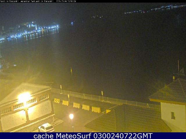 webcam Santander Puerto Muelle Cantabria