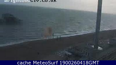 webcam Brighton Port South East