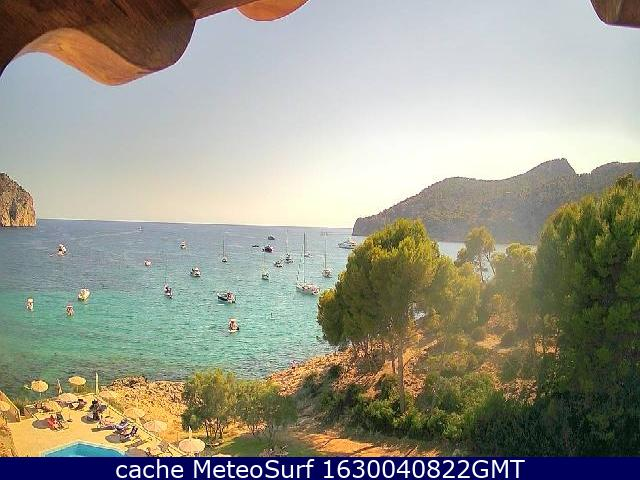 webcam Es Camp de Mar Islas Baleares
