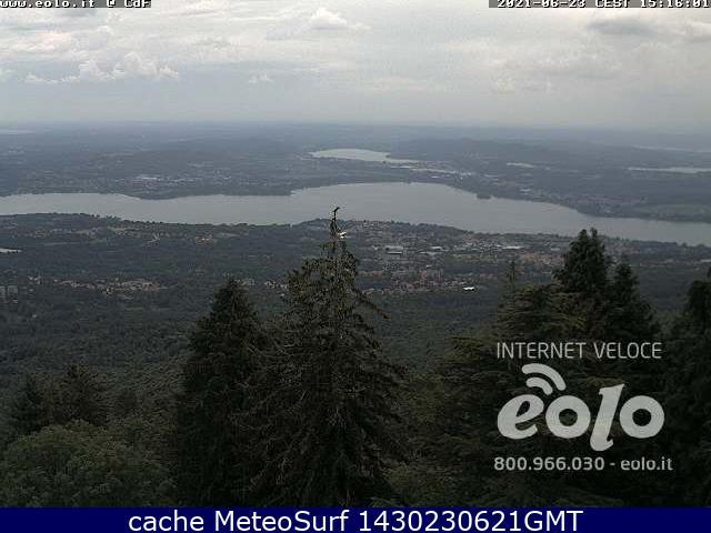 webcam Campo dei Fiori Varese