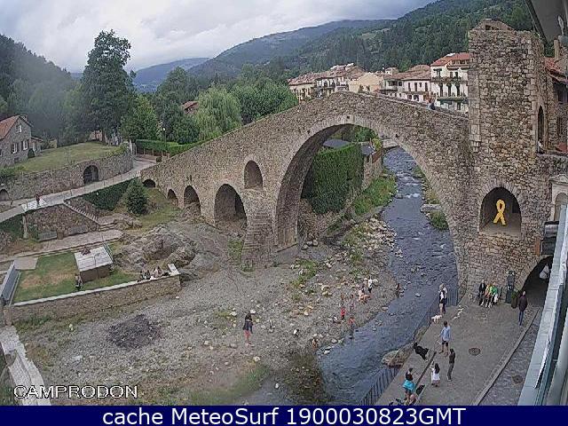 webcam Camprodon Gerona