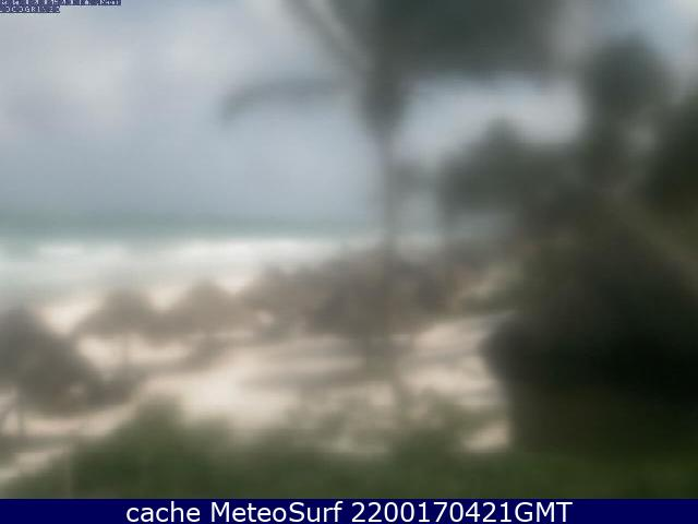 webcam Tulum Hotel Tulum