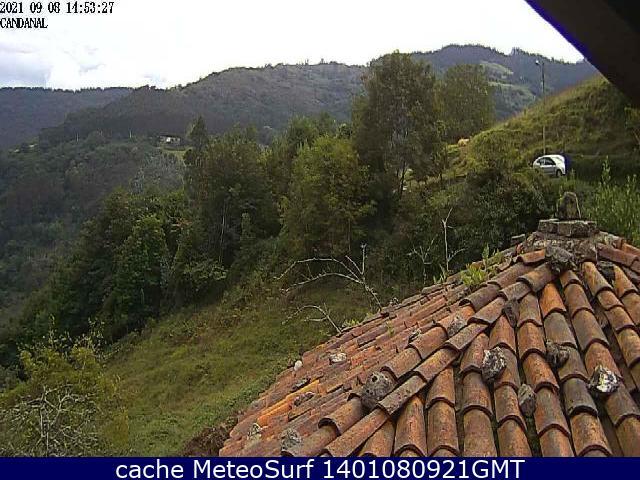 webcam Candanal Oviedo