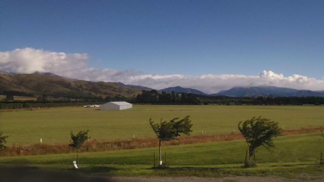 webcam Springfield Aerodrome Selwyn
