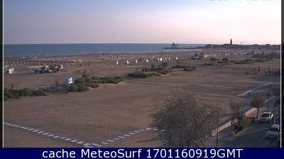 webcam Caorle Ponente Venecia