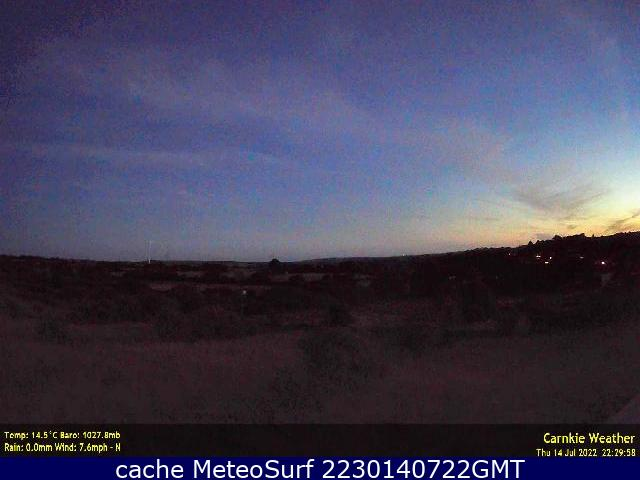 webcam Carnkie South West