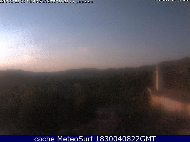 webcam Carrosio Alessandria