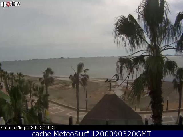 webcam Cartagena La Manga Campo de Cartagena