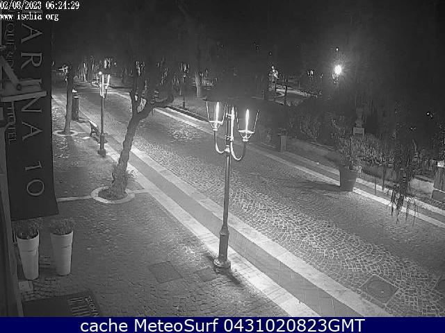 webcam Casamicciola Terme Nápoles