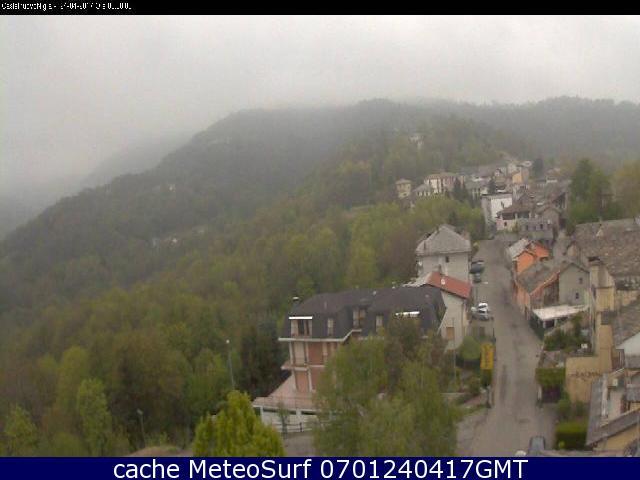 webcam Castelnuovo Nigra Turín