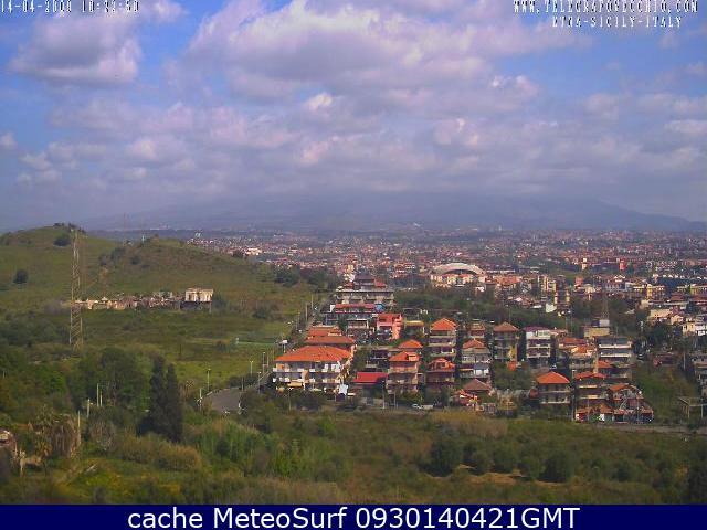 webcam Catania Etna Catania