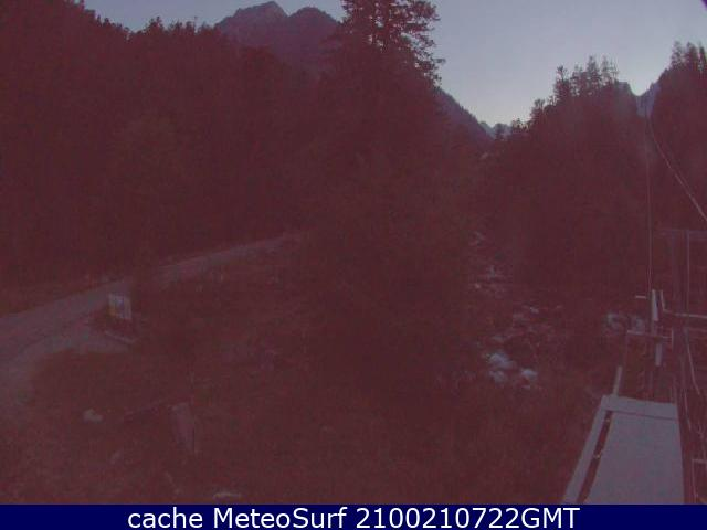 webcam Cauterets Ski Hautes Pyrénées