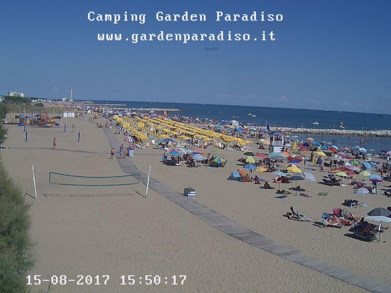 webcam Cavallino Venecia