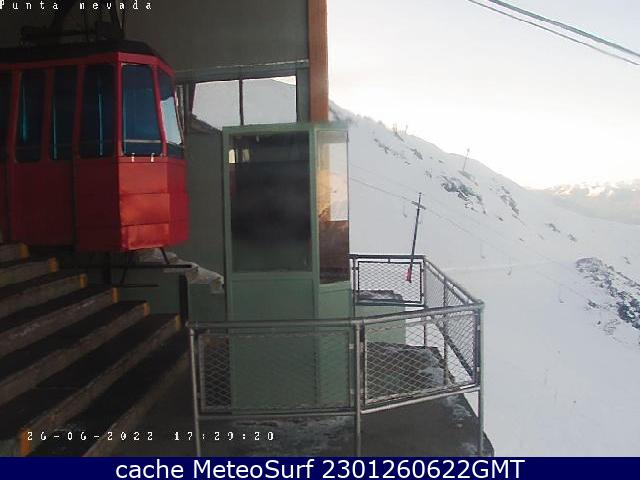 webcam Cerro Catedral Bariloche